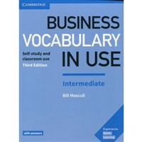 Business Vocabulary in Use Intermediate with answers (3rd edition) without ebook