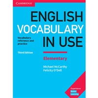 English Vocabulary in Use Elementary (3rd edition) with answers