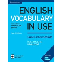 English Vocabulary in Use Upper-Intermediate (4th edition) with answers with ebook