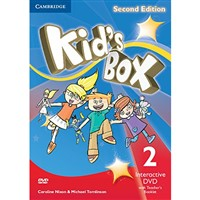 Kid's Box 2 (2nd edition+UPDATED) - Interactive DVD+Teacher's Booklet
