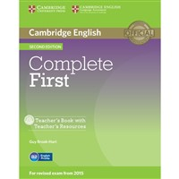 Complete First (2nd edition) - Teacher's Book
