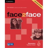 Face2Face Elementary (2nd edit.) - TB+DVD