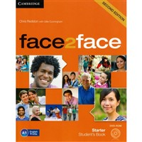 Face2Face Starter (2nd edition) - Student's Book+DVD-ROM