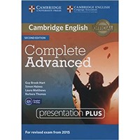 Complete Advanced (2nd edition) - Presentation Plus DVD