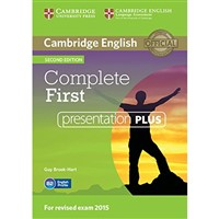 Complete First (2nd edition) - Presentation Plus DVD