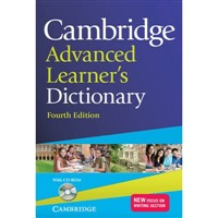 Cambridge Advanced Learner´s Dictionary (4th edit.) - Hardback+CD-ROM