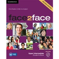 Face2Face UppInt (2nd edit.) - SB with DVD-ROM and Online WB Pack