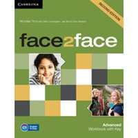 Face2Face Advanced (2nd edit.) - WB with key