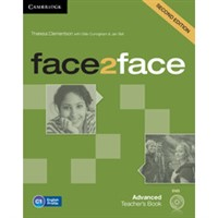 Face2Face Advanced (2nd edit.) - TB+DVD