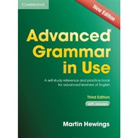 Advanced Grammar in Use (3rd edition) with answers