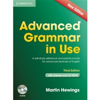 Advanced Grammar in Use-Book+Key 3.edition (soubor s CD)