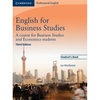 English for Business Studies - SB  (3rd edition)
