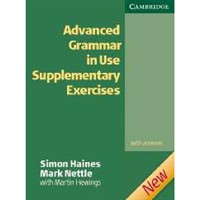 Advanced Grammar in Use-Suppl.Exer.+Key