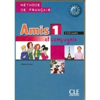 Amis et compagnie 1 - Triple CD audio collectif(3)