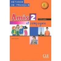 Amis et compagnie 2 - Triple CD audio collectif(3)