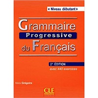 Grammaire progress.du Franc.Débutant+CD 2ed