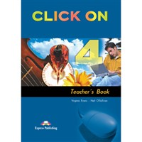 Click On 4 - Teacher's Book