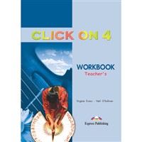 Click On 4 - Teacher's Workbook