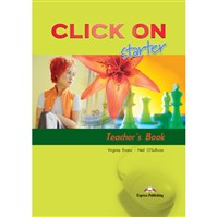 Click On Starter - Teacher's Book