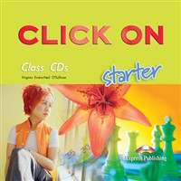 Click On Starter - class audio CDs (2)