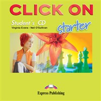 Click On Starter - Student's CD