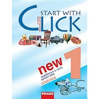 Start with Click 1 NEW - učebnice