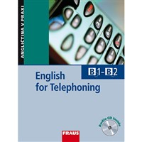English for Telephoning - učebnice+CD