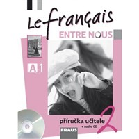 Le francais ENTRE NOUS 2 - MP+CD