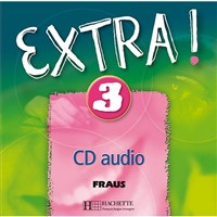Extra! 3 - CD   HACHETTE