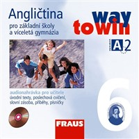 Angličtina 6 (Way to Win) - 2 CD k učebnici