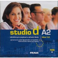 Studio d A2/2 - CD (lekce 7-12)