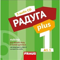 Raduga PLUS 1 - audio CD