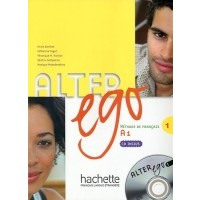 Alter Ego 1 - Livre D´Eleve+CD