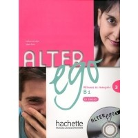 Alter Ego 3 - Livre D´Eleve+CD