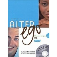 Alter Ego 4 - Livre d´eleve+CD