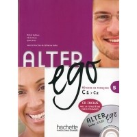 Alter Ego 5 - Livre d´eleve+CD