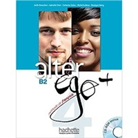 Alter Ego Plus 4 (B2) - Livre d´eleve + CD-ROM