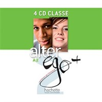 Alter Ego Plus 2 (A2) - CD Audio Classe (4)