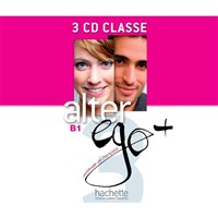 Alter Ego Plus 3 (B1) - CD Audio Classe (4)