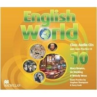 English World 10 - Audio CD