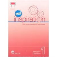 New Inspiration 1 - Interactive Whiteboard Material