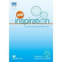 New Inspiration 2 - Interactive Whiteboard Material