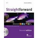 Straightforward Advanced (2nd ed.) - WB + key Pack