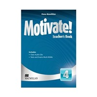 Motivate 4 Teacher's Book Pack