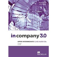 In Company UpperIntermediate  3.0 - class audio CD