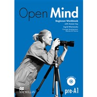 Open Mind Beginner - Workbook with key