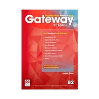 Gateway (to Maturita) B2 (2nd Edition) - Teacher's Book Premium Pack (international)