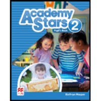Academy Stars 2 - Pupil´s book Pack