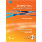 Elementary Language Practice NEW +CD-ROM pack