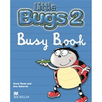 Little Bugs 2 - Busy Book